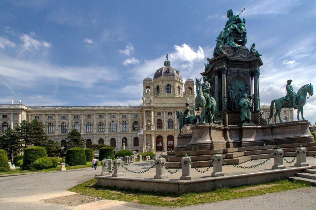 Monument et musée à Vienne