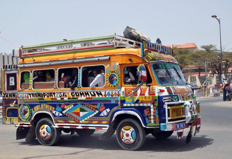 Transport commun Senegal