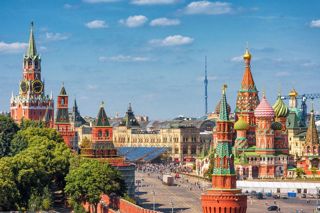Expatriation en Russie