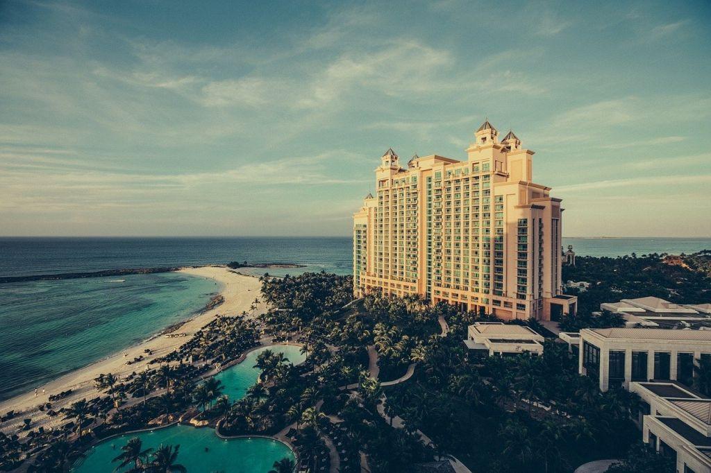 Hôtel Atlantis aux Bahamas