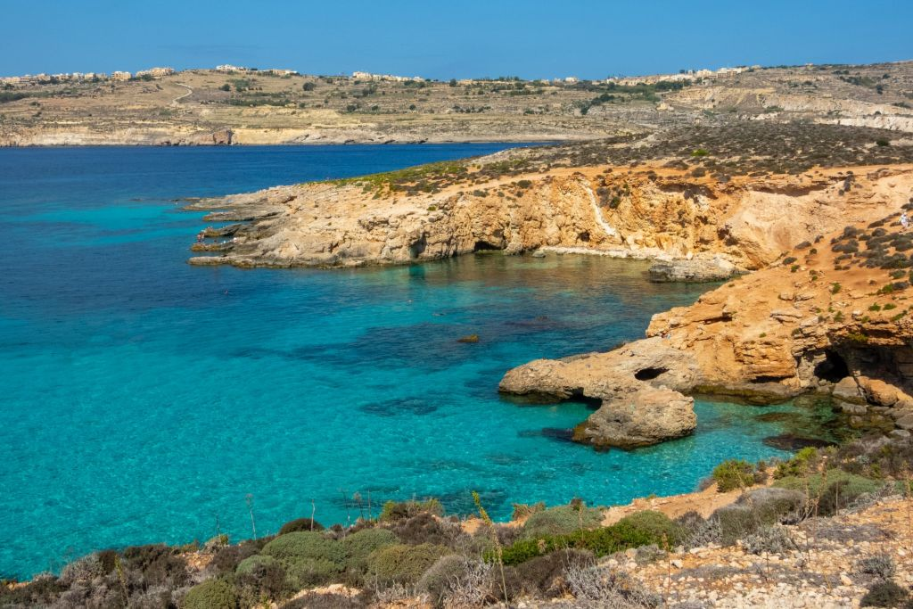 Blue Lagoon - Comino à Malte